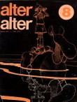 alter alter n. 8 (1977)