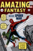 Amazing Fantasy 15 presenta Spider-Man