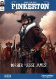 Dossier 'Jesse James' - Dossier 'Abraham Lincoln'