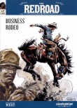 Business rodeo - Bad lands